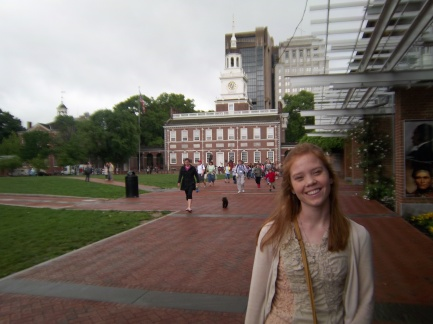 Waiting for the Liberty Bell